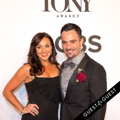 amanda karimloo in The Tony Awards 2014