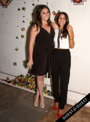amanda krentzman in Hollywood Stars for a Cause at LAB ART