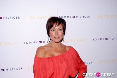 amanda mealing in LIKE CRAZY Premiere