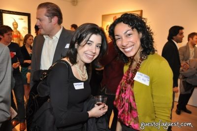 amanda moskowitz in A Holiday Soirée for Yale Creatives & Innovators