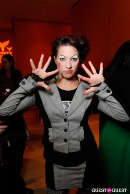 amanda palmer in The 3rd Annual Shorty Awards