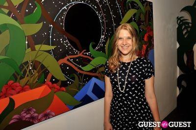 amanda rose-duncan in Eske Kath - Blackboard Jungle Exhibition Opening Reception