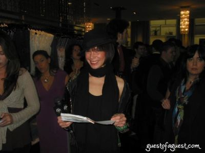 amanda sagefka in Gen Art Film Festival Launch Party