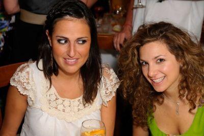 amanda slavin in Ceva Nights and Francesco Civetta's Birthday hosted by Cristina Civetta