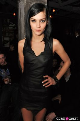 amanda sromek in Jeremy Scott after party 2010