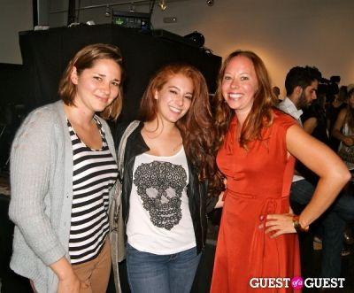 carlyn kessler in Pretty Lights & KCRW at Sonos Studio
