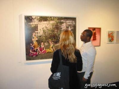 amani olu in Scope Art Fair