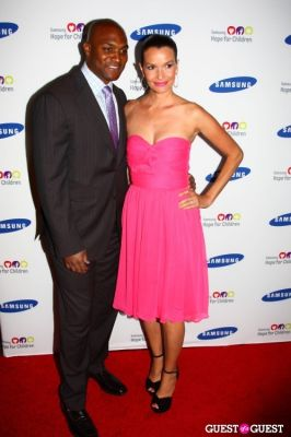 amani toomer in Samsung 11th Annual Hope for Children Gala