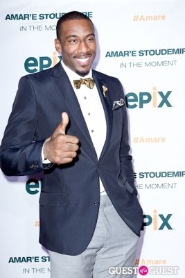amare stoudemire in Amar'e Stoudemire In The Moment Premiere