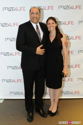 michal weinstock in The 2013 Prize4Life Gala