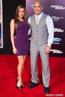 tito ortiz in U.S. Premiere Of Dreamworks Pictures