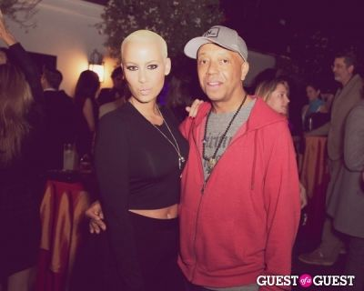 amber rose in RWS LA Book Party Celebrating