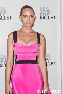 amber valletta in New York City Ballet's Fall Gala