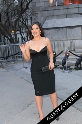 america ferrera in Vanity Fair's 2014 Tribeca Film Festival Party Arrivals