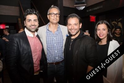 amir baradaran in The Untitled Magazine Legendary Issue Launch Party