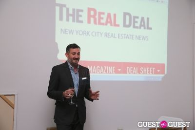 amir korangy in The Real Deal Hosts a Discussion about the High Line and Hudson Yards