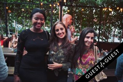 amira lumbly in Thrillist & FX Present Party Against Humanity