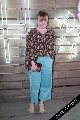 amy astley in Coach Presents 2014 Summer Party on the High Line