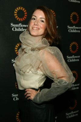 amy britt in Sunflower Children Benefit