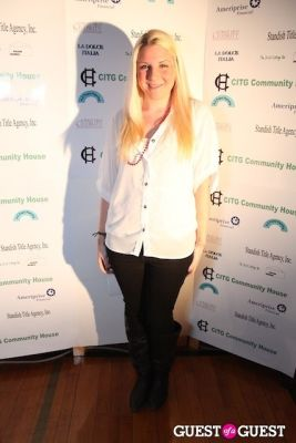 amy concha in Casino Night at the Community House