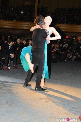 amy graeff in Richie Rich's NYFW runway show