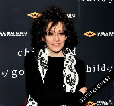 amy heckering in Child of God Premiere