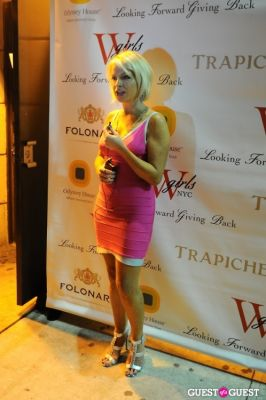 amy heller in WGirls NYC First Fall Fling - 4th Annual Bachelor/ette Auction