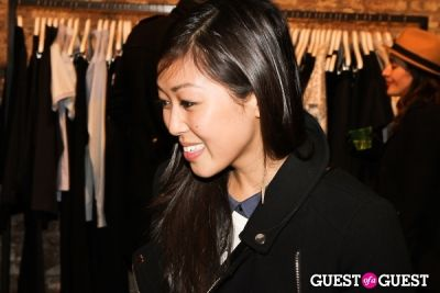amy hsiung in Spring Selfie at Owen hosted by Danielle Bernstein of We Wore What