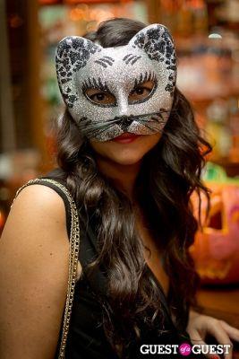 amy keefe in Mara Hoffman & Pamela Love celebrate Halloween