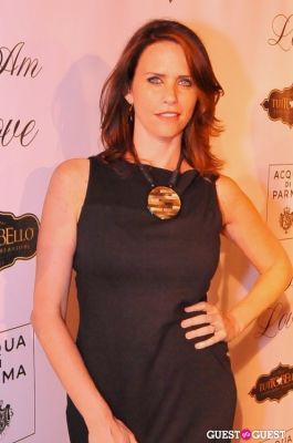 amy landecker in NY Premiere of I AM LOVE