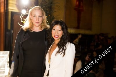 amy sacco-yuwei-lee in United Nations & Yuwei Design's Opportunity Initiative Launch