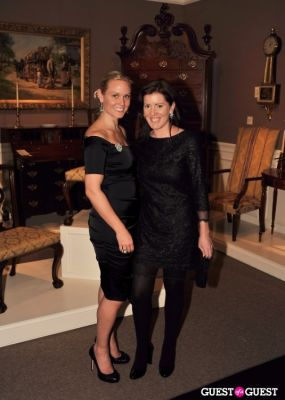 amy strife in Winter Antiques Show Young Collectors Night