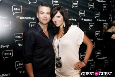 amy von-rummelhoff in BBM Lounge/Mark Salling's Record Release Party