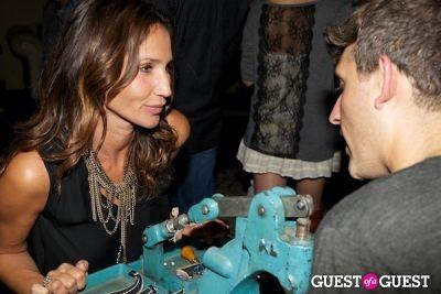 ana berman in LA CANVAS Presents The Fashion Issue Release