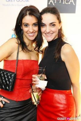 ana paula-lobo in Attica's Little Red Dress Event