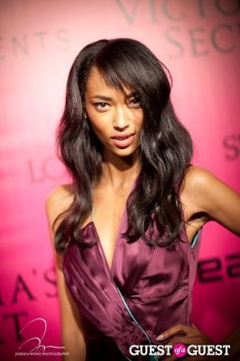 anais mali in Victoria's Secret 2011 Fashion Show After Party