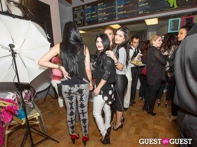 angela mkrtchyan in Food Haus Cafe Celebrates Grand Opening in DTLA