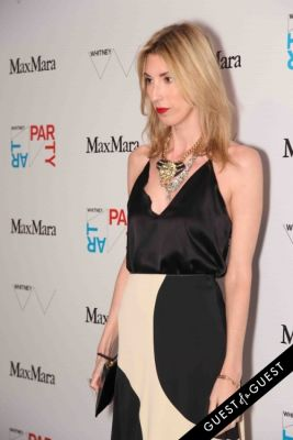 anastasia rogers in Whitney Art Party 2014