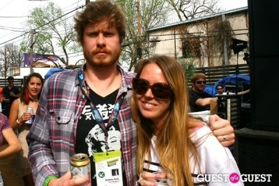 chelsea burcz in Comedy Central's SXSW Workaholics Party