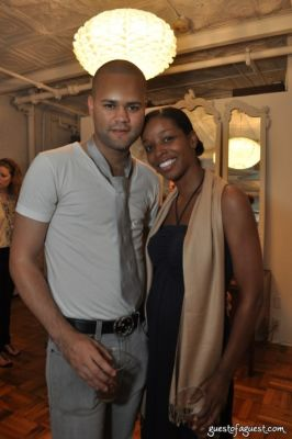 andre edwards in The One Dress Launch
