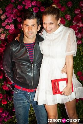 andre saraiva in CHANEL Hosts Seventh Annual Tribeca Film Festival Artists Dinner