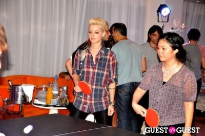 andrea chung in SPiN, a Model Ping Pong Tournament