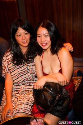 andrea chung in Cuba @ Thom Bar Guest of a Guest Pop-Up Party