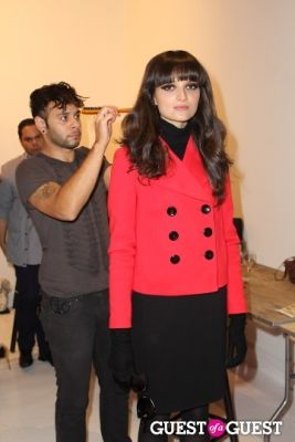 andrea debevc in I.N.C Fall 2011 Launch Party