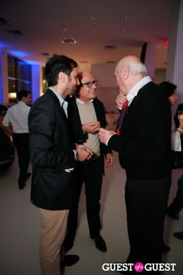 andrea franchini in Maserati of Manhattan & Gotham Magazine's Experience:Italy Event