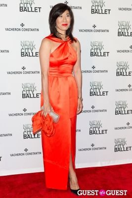 andrea jung in NYC Ballet Spring Gala 2013