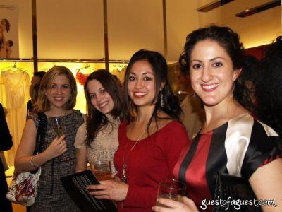 brittany bochow in La Perla Shopping Event
