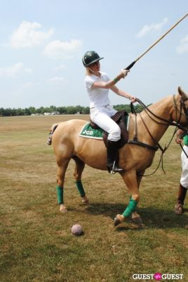 andrea rodgers in Green Cup of Polo
