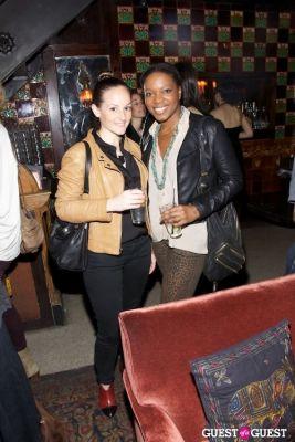 andrea uku in 2012 NYC Innovators Guest List Party Sponsored by Heineken