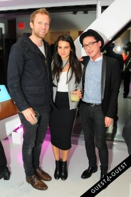 joseph parcon in Refinery 29 Style Stalking Book Release Party